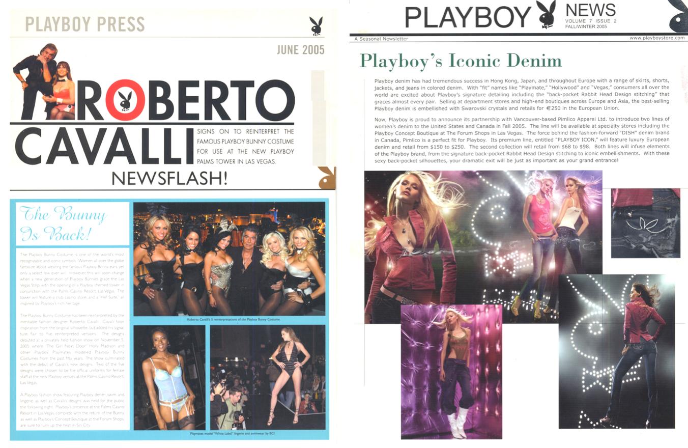 Playboy CLUB THE PALMS Vegas