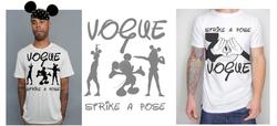 vogue Mr D strike a pose