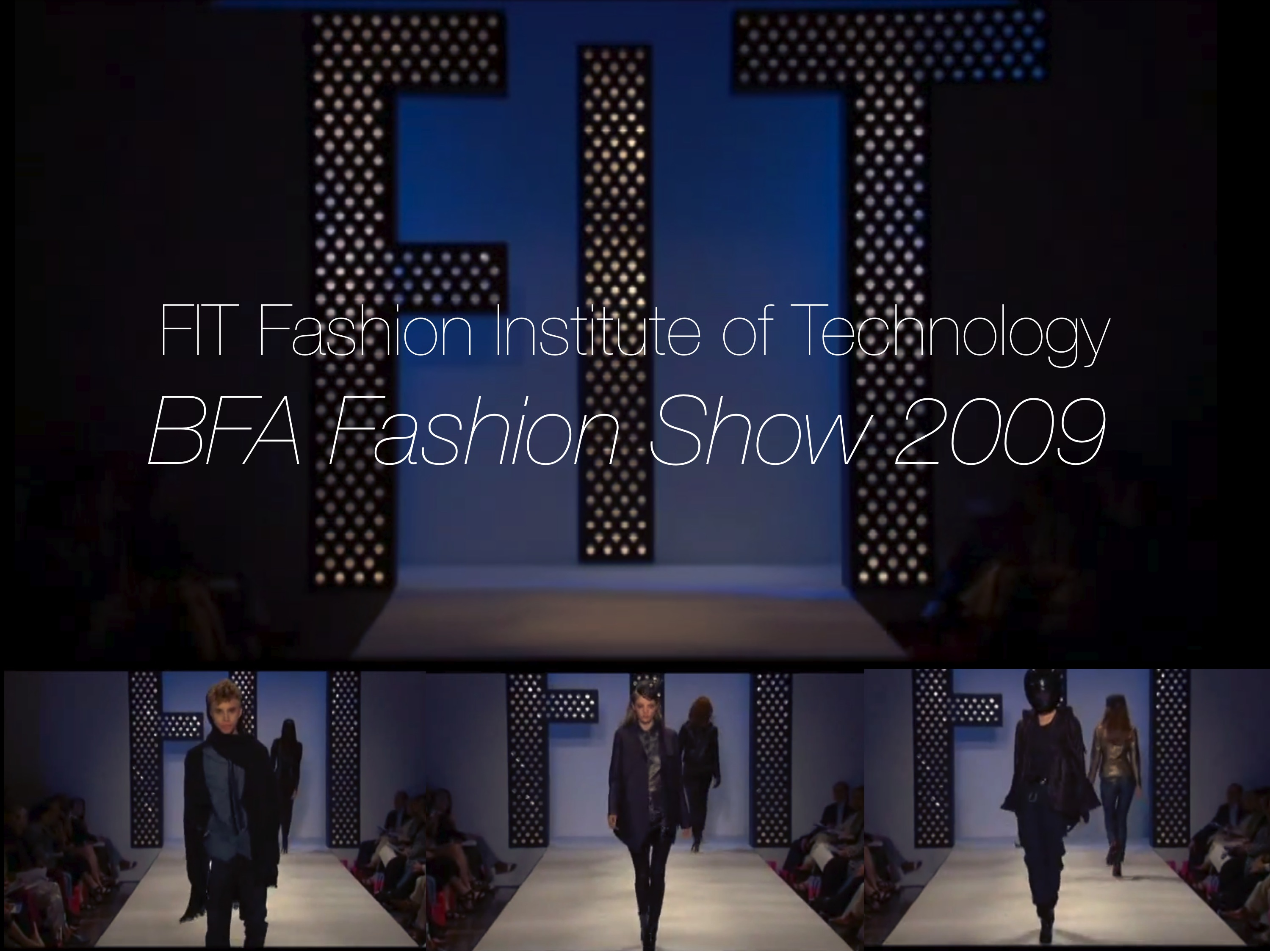 FIT Fashion Show