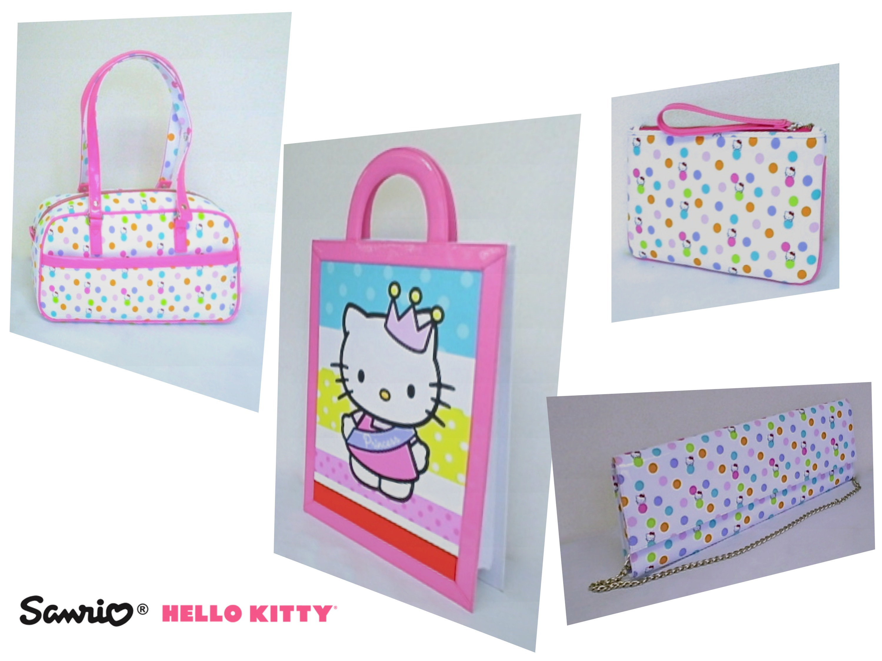 Hello Kitty Bag Collection - 2005