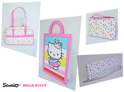 Hello Kitty Bag Collection - 2005