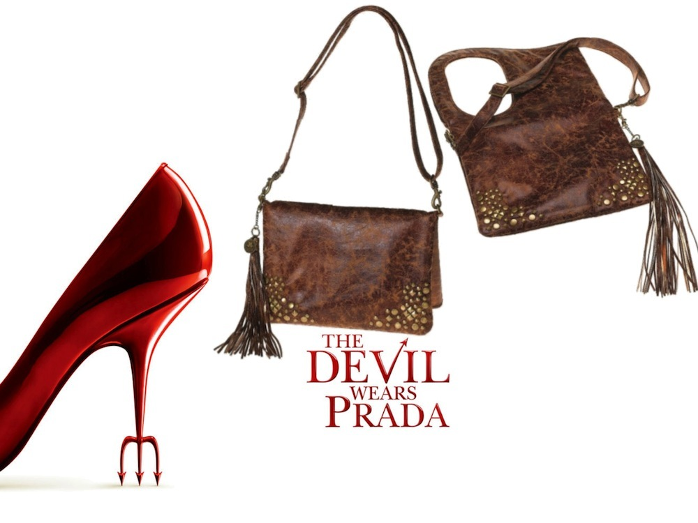 The Devil Wears Prada Bag - 2005