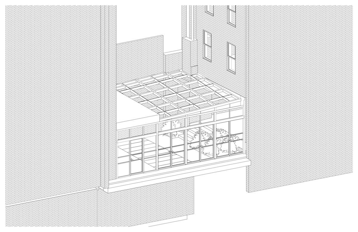 306 Bowery Greenhouse Design