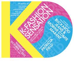 Fashion Presentation Invite