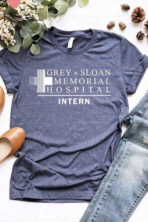 Grey's Anatomy Intern Tee