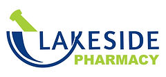 Lakeside Pharmacy Logo w Green.jpg