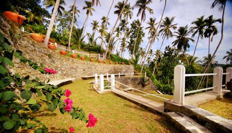 The Flame Tree Estate HotelAmphitheatre