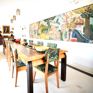 The Private Dining Room: Dine in Style