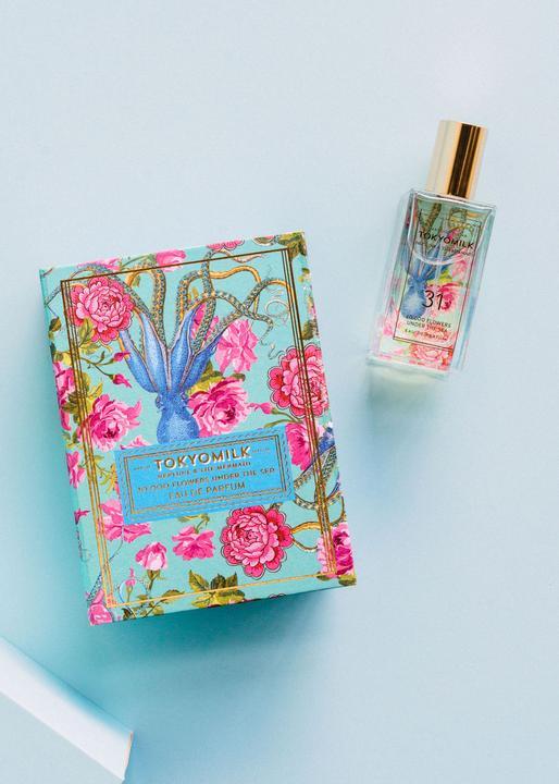 Margot Elena's Toyomilk Perfume