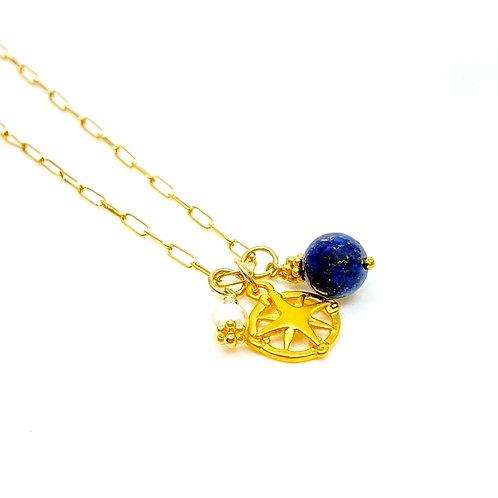Travel Journey Necklace