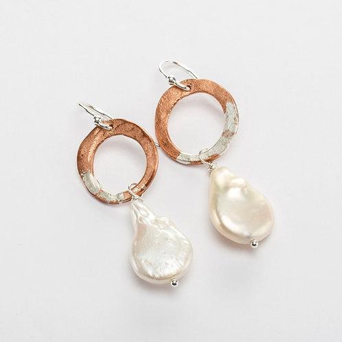Rustic Baroque Earrings