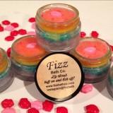 Fizz Lip Scrub