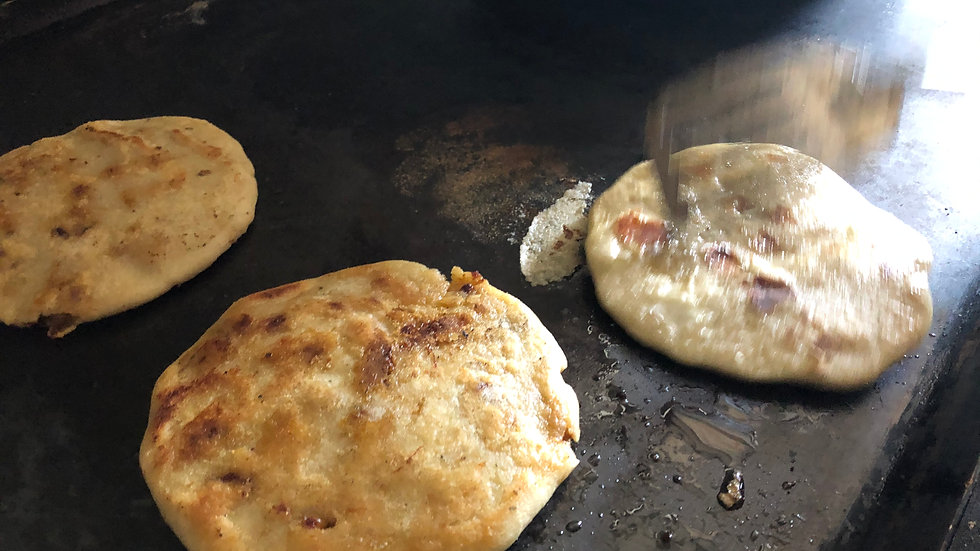 Tortillas porción
