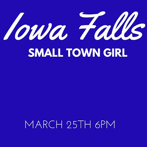 Iowa Falls March Sangria delivery-Please read full description