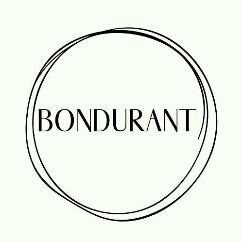 Bondurant May delivery-please read full description!
