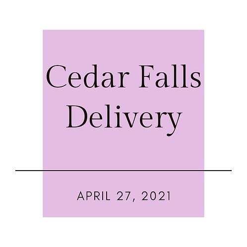 Cedar Falls April Sangria Delivery-Please read full description