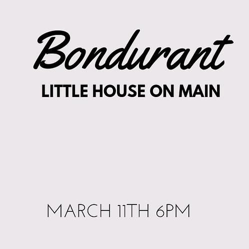 Bondurant March Sangria Delivery-Please read full description