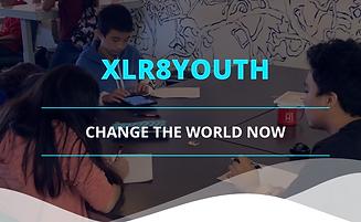 XLR8YOUTH - Hawaii Youth Accelerator - X