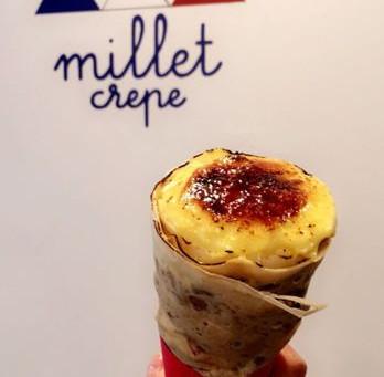 Millet Crepe