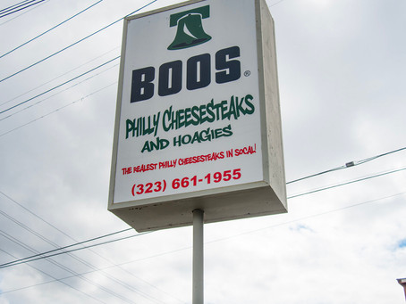 Boo's Philly Cheesesteaks
