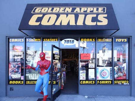 Golden Apple Comics
