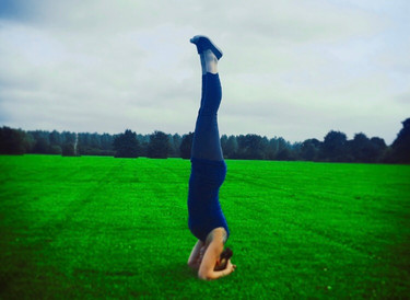 When life turns you upside down - 4 simple and effective tips for dealing with stress