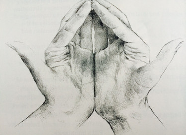 Yoga, Astrology and the New Moon - Intention Setting using Adhara Mudra