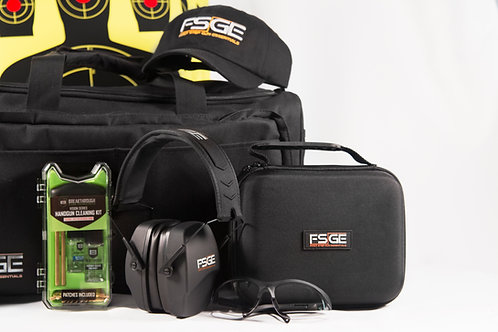 FSGE Ear + Eye Protection with Case Bundle
