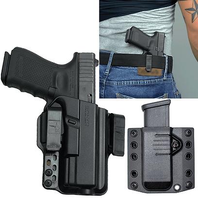 Glock 19 23 32, G19X, G45, (Gen 3-5) + F
