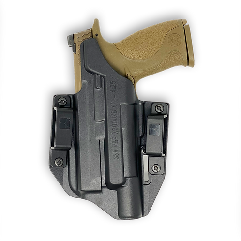 Bravo Concealment Holster: BCA 3.0  OWB + Mag Pouch (Light Bearing)