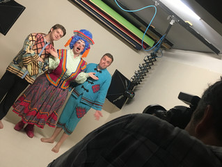 Enact Academy & The Tamworth Pantomime Company ... ALADDIN 2019
