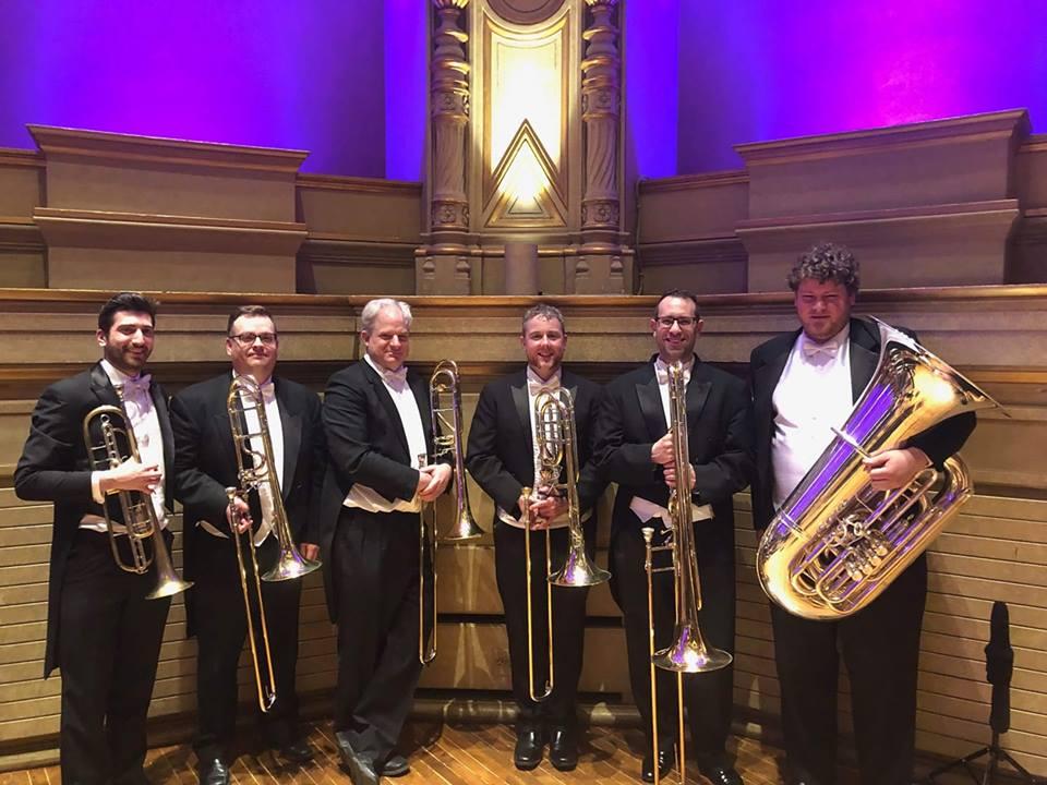Wagner: Brian, Andrew Poirier, Jeremy Berkman, Graeme Mutchler, Ilan Morgenstern, Peder MacLellan