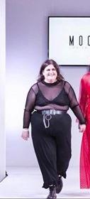 Louisa Moody Finale Walk Out