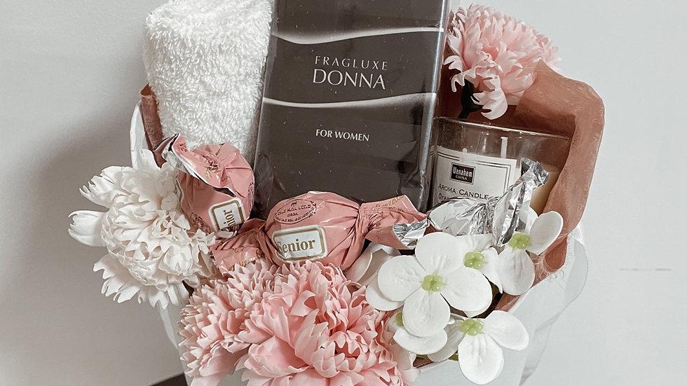 מארז לגבר - פרחים וטיפוח