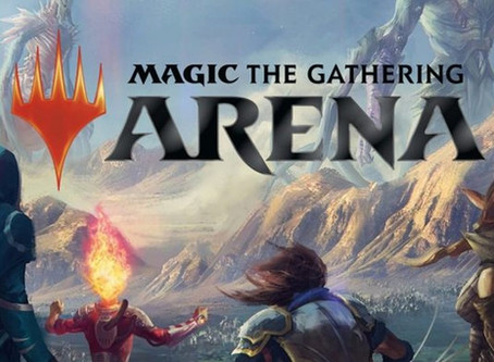 Magic The Gathering (MTG): Arena guide 2 game