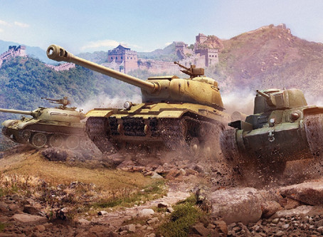 Game Guide Walkthroughs Strategy World of Tanks (WOT) - What Top tanks chose to pump for a beginner.