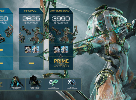Instructions how to make Platinum in Warframe Fast in 2020