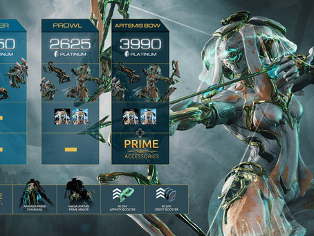 Instructions how to make Platinum in Warframe Fast in 2021