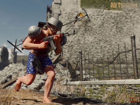 endurance tips for solo play in Cuisine Royale guide to game