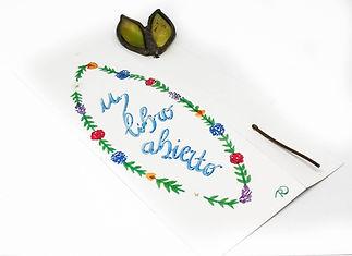 marcapagina flor