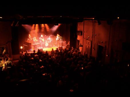 Release concert in het Comedy Theater in Amsterdam!