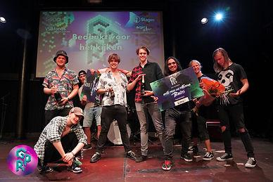Lucky Blue grote prijs Rotterdam