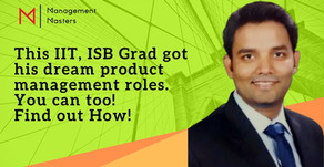 MBA Video Interviews - Harsh Agarwal | ISB PGP