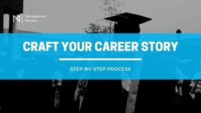 Self-Discovery: Identify your Career Story