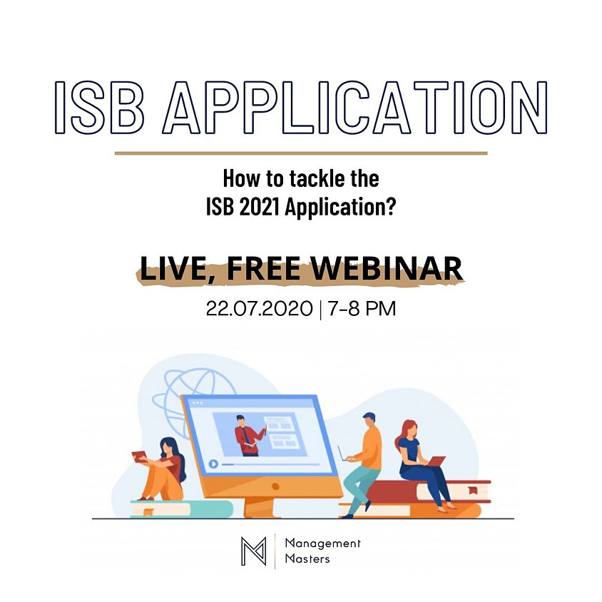 Tackling the ISB PGP Application!