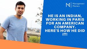 Anuvind Kanwal | EDHEC Business School | MIM