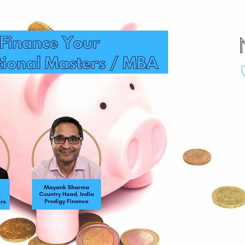 How to Finance Your International MBA / Masters