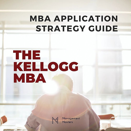 The Kellogg MBA Strategy Guide