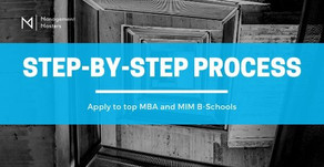 Applying to top programs: Step-by-Step Process