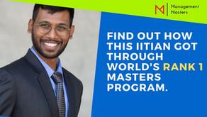 Lakshman Teja | University of St. Gallen | MIM
